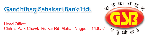 Gandhibag Sahakari Bank Ltd.